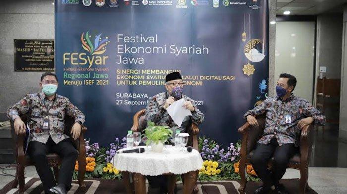 Hingga Akhir Pelaksanaan, FESyar 2021 Regional Jawa Berhasil Capai Target Maksimal
