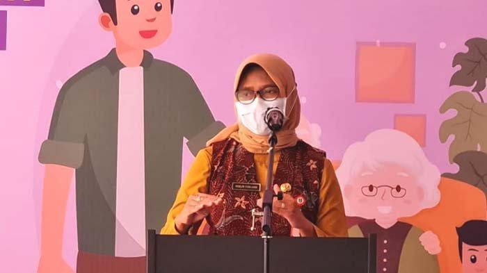 Merajut Asa Semarak HLUN, 1000 Lansia Divaksinasi, Pemprov Jatim Gandeng Pemkab Sidoarjo & MPM Honda