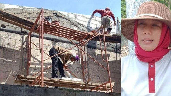 Tahun 2021, Dispera Kota Blitar Target Selesaikan Rehab 1.200 Unit Rumah Tak Layak Huni