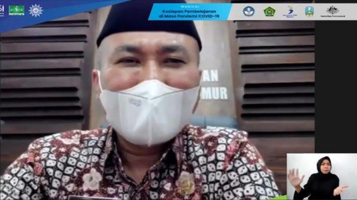 Kemenag Jatim Gelar Webinar Persiapan Pembelajaran Tatap Muka di Tengah Pandemi Covid-19