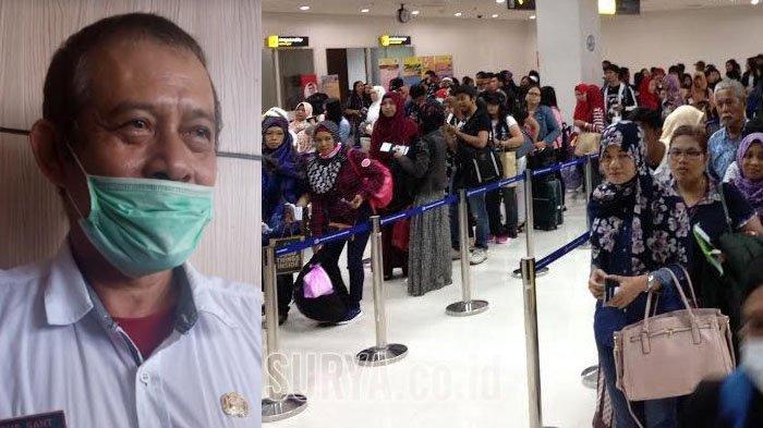 Pekerja Migran yang Pulang ke Kabupaten Tulungagung Akan Dikarantina Selama Lima Hari