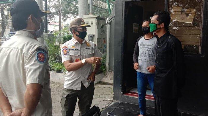 Satpol PP Kota Malang Patroli di Siang Hari, Sasar Tempat Karaoke dan Panti Pijat