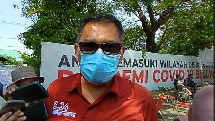 98 Orang dari Bangkalan Lolos dari Pos Penyekatan Suramadu dan KTP nya Ditahan Satpol PP Surabaya