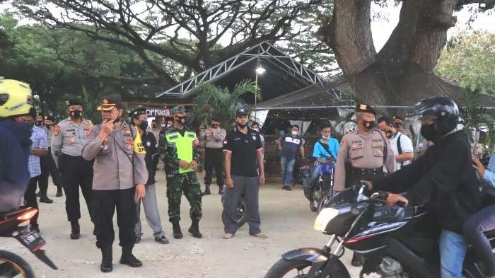 BREAKING NEWS - Polisi Bubarkan Kopdar Ratusan Massa Perguruan Silat di Tuban, 4 Panitia Diamankan