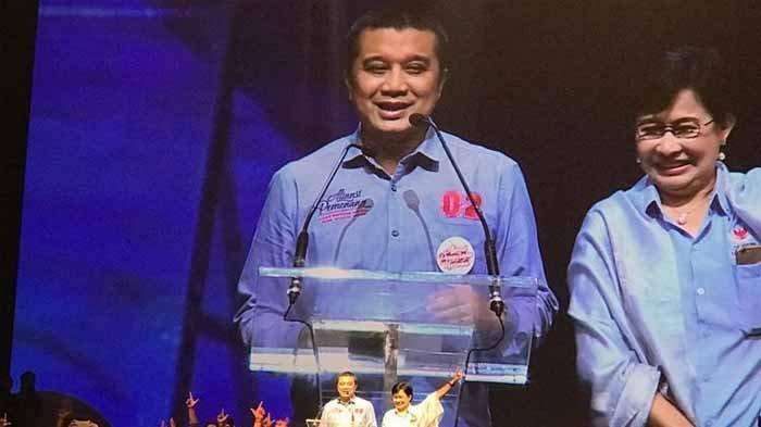 Keponakan Jusuf Kalla Erwin Aksa Ungkap Alasan Dukung Prabowo-Sandi, Persahabatan No 1 Presiden No 2