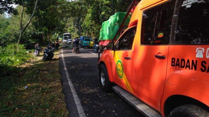 Mudik Lewat Jember, Waspadai Jalur Rawan Kecelakaan Lalu Lintas dan Pohon Tumbang