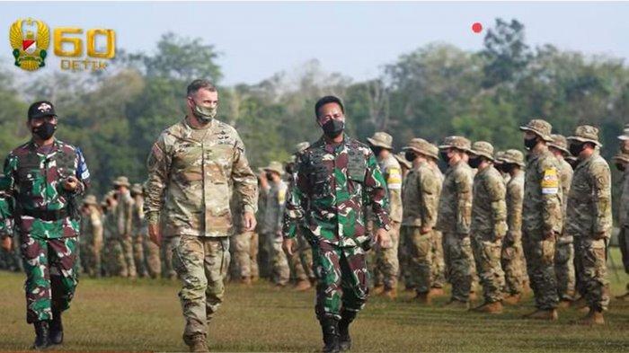 Kerja Keras Jenderal Andika Perkasa & Jajarannya Gelar Garuda Shield Dipuji Petinggi Militer Amerika