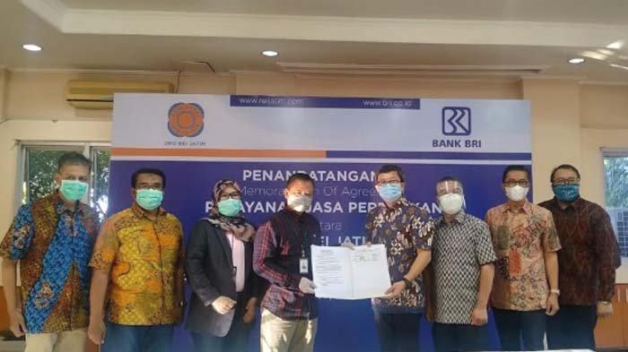 Gandeng BRI, REI Jatim Gairahkan Pasar Properti Segmen End User
