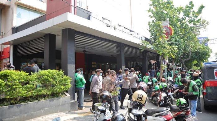 Langgar Protokol Kesehatan, Gerai McDonalds di Kediri Mall Ditutup