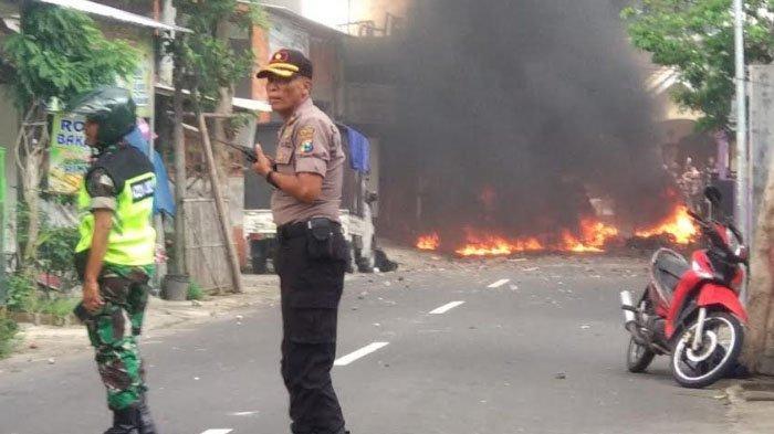 Kerusuhan saat Semifinal Piala Gubernur Jatim 2020 di Kota Blitar, Khofifah Minta Maaf