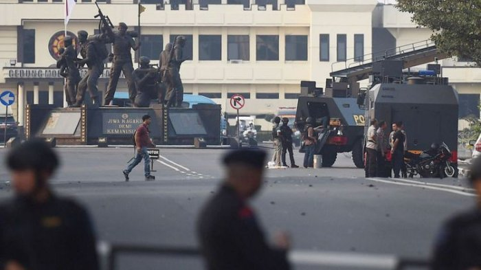 Warga Tolak Pemakaman Jenazah Napi Teroris yang Tewas di Kerusuhan Mako Brimob, Alasannya?