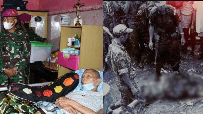 Kesaksian Pelda KKO (Marinir) Kandou Sebelum Wafat di Banyuwangi, Angkat Jenazah Korban G-30-S/PKI