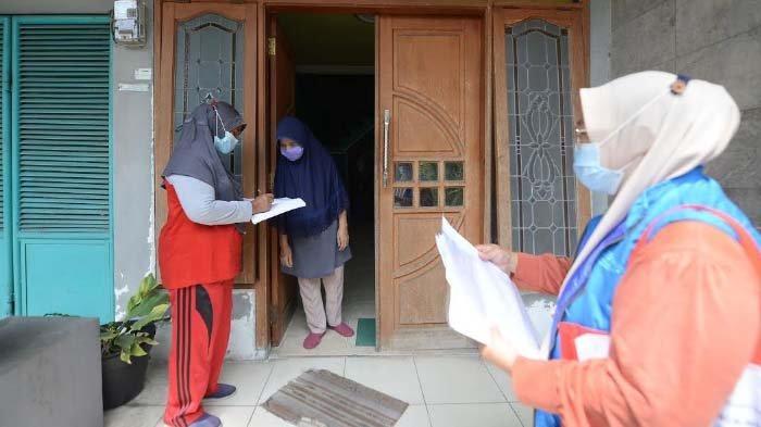 Warga RT 1 RW 11 Ngemplak Ketabang Surabaya Berlakukan Layanan Kesehatan secara Door to Door