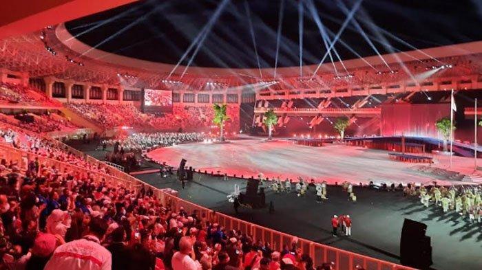 PON XX Papua 2021 Resmi Dibuka Presiden Jokowi, PLN Sukses Hadirkan Listrik Tanpa Kedip