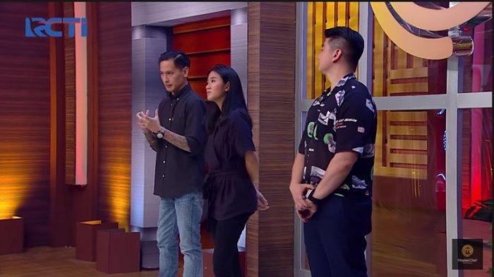 Update Bocoran Masterchef Indonesia 8 Episode 5 Sore ini: Ulah Kontestan Bikin Chef Renatta Terbahak