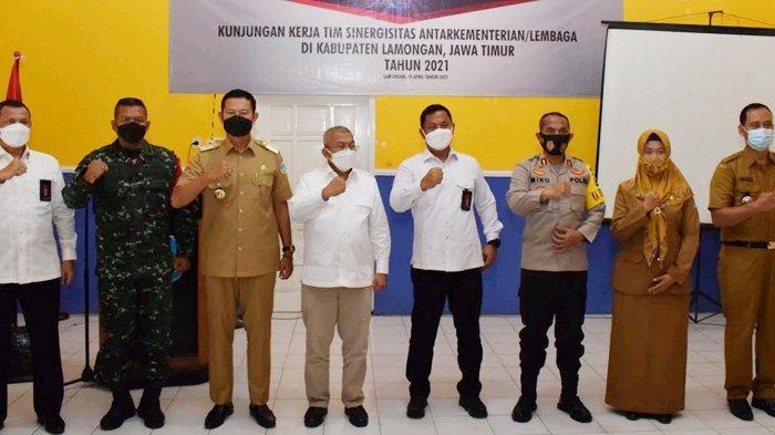 Di Lamongan, BNPT Paparkan Solusi Mengantisipasi Sebaran Faham Radikalisme dan Terorisme