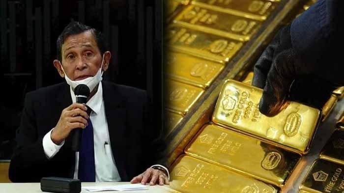 Sosok IGAS, Pegawai KPK Maling Emas Sitaan Nyaris 2 Kg, Awalnya Bangkrut Main Forex dan Banyak Utang