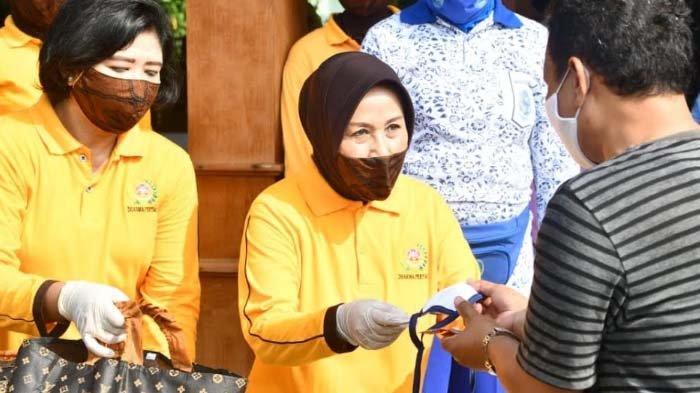 Dharma Pertiwi Partisipasi Aktif Perbanyak Rapid Test Covid-19 pada Warga Surabaya