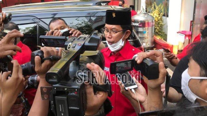 Siang Ini PDI-P Umumkan Calon di Pilwali Surabaya 2020, Para Calon Diminta Standby