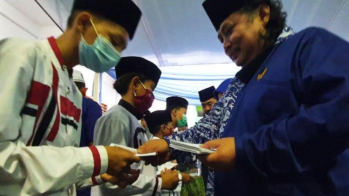 Safari Ramadan NasDem Jatim di Pasuruan, Takjil Gratis hingga Beri Santunan