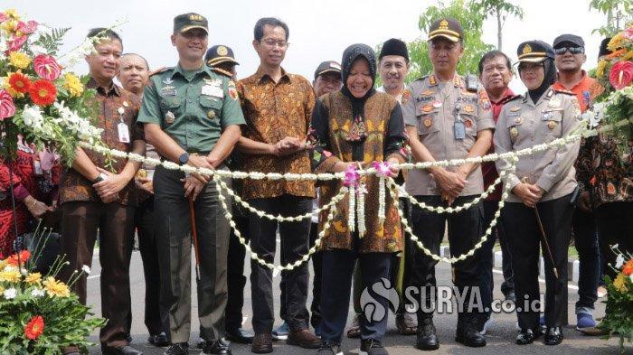 Pembangunan Merata hinga Pinggiran Kota Surabaya