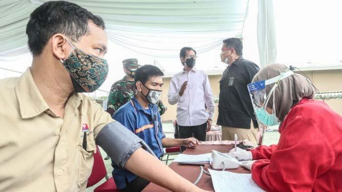 Unik, Ikut Vaksin Covid-19  di SIER Surabaya Bonus Es Krim