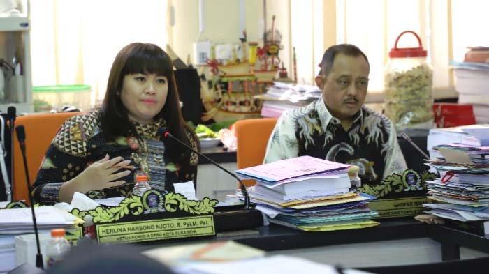 DPRD Cium Aroma Bisnis Seragam di Koperasi Sekolah,Panggil Dindik Kota Surabaya