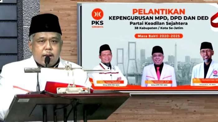 PKS Jatim Targetkan 200 Kursi DPRD di 38 Kabupaten/Kota se-Jatim pada Pemilu 2024