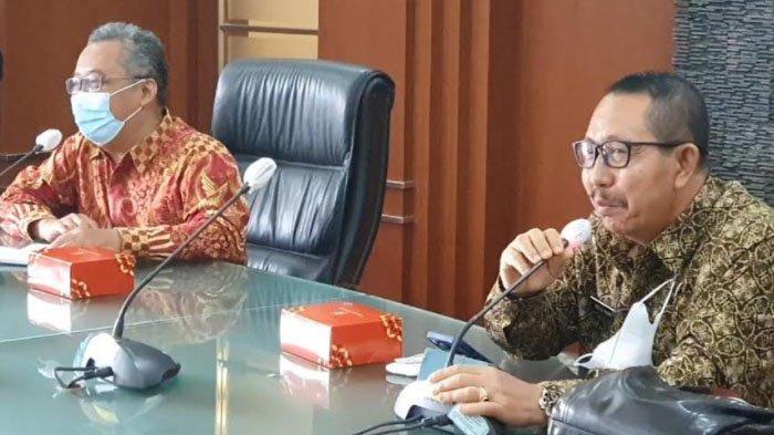Komisi A DPRD Jatim Studi Banding Urusan Kehumasan di Kemendagri dan Kemenkominfo