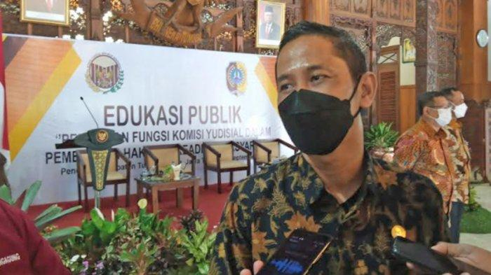 Ketua Komisi Yudisial Mukti Fajar Ungkap Ada 146 Laporan Dugaan Pelanggaran Etik Oleh Hakim di Jatim