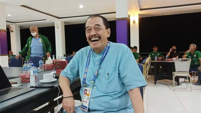 Ketua KONI Jatim Eralngga Satriagung Beber Kondisi Atlet di PON XX Papua 2021