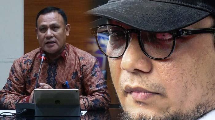 KPK Bisa Pecat Mentah-mentah Novel Baswedan Cs Setelah Putusan MA, Nasibnya di Ujung Tanduk