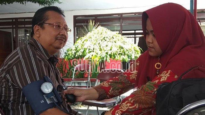 Dua Anggota KPPS dan Satu Linmas Tumbang saat Pelaksanaan Pemilu 2019 di Kota Blitar