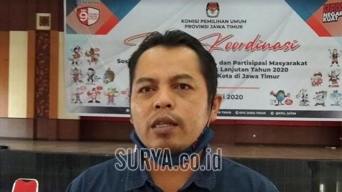KPU Jawa Timur : Masa Jabatan Kepala Daerah Hasil Pilkada 2020 Hanya Tiga Tahun