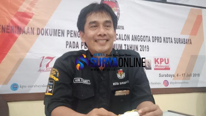 Jadi Pihak Termohon Gugatan terkait Hasil Pilkada Surabaya 2020, begini Reaksi KPU