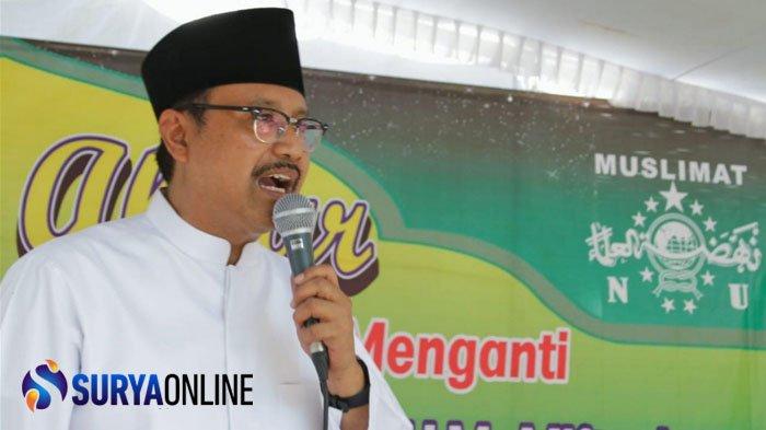 Dikabarkan Sempet Bertemu Prabowo di Surabaya, Kemana Berlabuhnya Dukungan Gus Ipul?