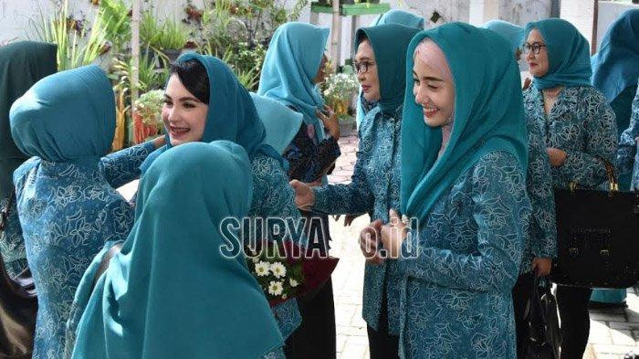 Arumi Bachsin Puji Penanganan Stunting di Kabupaten Trenggalek yang Semakin Baik