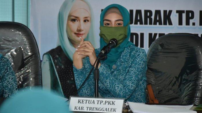 PKK Trenggalek Bentuk Relawan Berjarak Guna Pencegahan COVID-19
