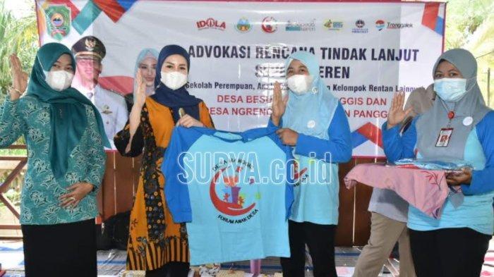 Dorong Desa-desa di Kabupaten Trenggalek Aplikasikan Program Sepeda Keren