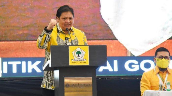Survei CSIS : Airlangga Hartarto Miliki Dua Keunggulan Dibanding Kandidat Capres Lain