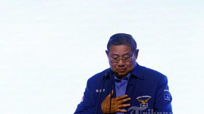 Soal Berita Bailout Bank Century di Asia Sentinel, SBY : Lagi-lagi Demokrat Jadi Korban Fitnah