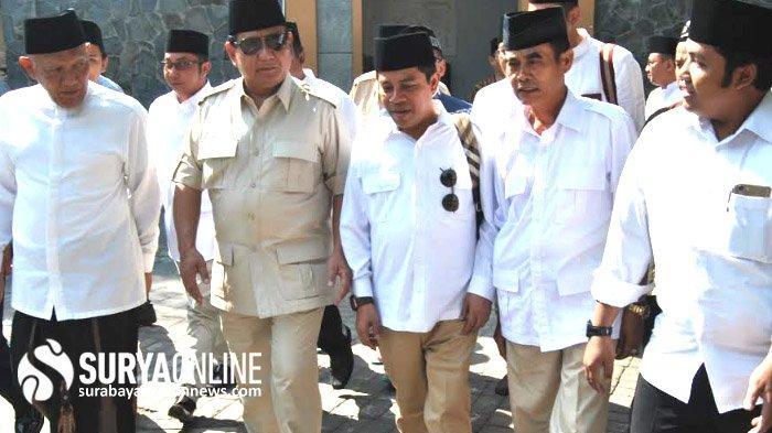 Prabowo Subianto Godok Calon Ketua Definitif Gerindra Jatim, Sejumlah Kriteria Jadi Acuan