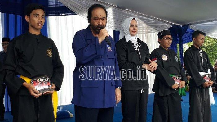 NasDem Jatim Patuhi Instruksi Ketua Umum Surya Paloh, Tolak Pembahasan Revisi UU Pemilu