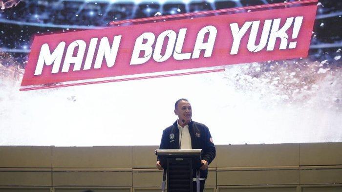 Ketum PSSI Sebut Jawa Timur Gudangnya Pemain Timnas Indonesia