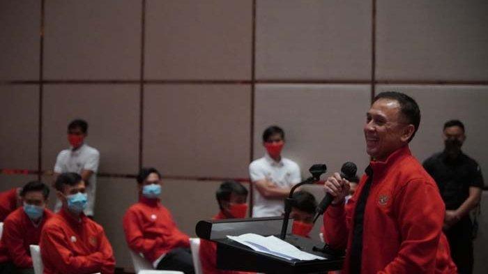 Permintaan Ketua Umum PSSI Mochamad Iriawan ke Pamain Timnas Indonesia