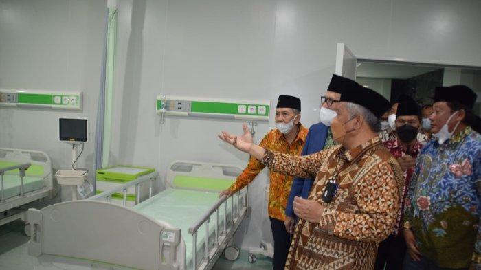 Di Bawah Naungan Yarsis, Rumah Sakit Baru di Gresik Jadi Tempat Praktik Mahasiswa Unusa