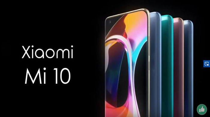 Keunggulan Spesifikasi Xiaomi Mi 10 Pakai Chipset Snapdragon 865, Pantesan Harganya Rp 14,3 Jutaan