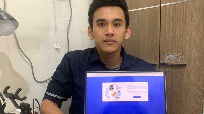 Mahasiswa ITS Kembangkan Aplikasi Berbasis Website untuk Dukung Digitalisasi di Rumah Sakit