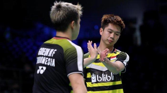 Jadwal Final Denmark Open 2018 - Kevin/Marcus Buru Juara Lawan Pasangan Jepang
