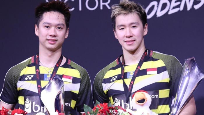 Hasil Denmark Open 2018 - Pasangan Kevin/Marcus Selamatkan Indonesia Usai Kalahkan Ganda Jepang